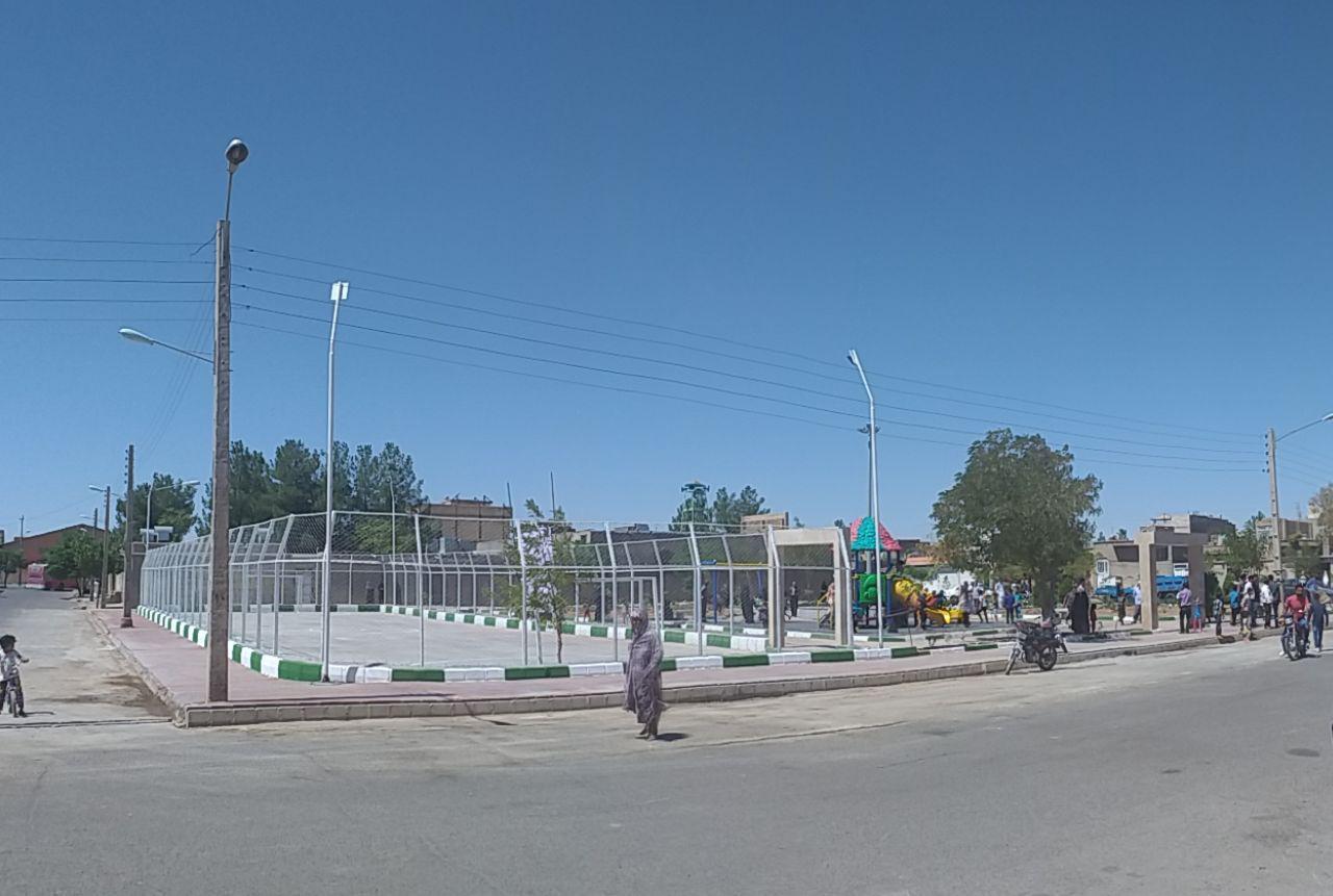 ۲۱ میلیارد ریال پروژه شهرداری تربت جام در هفته دولت افتتاح شد