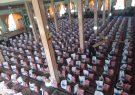 رزمایش مواسات و همدلی در چناران برگزار شد