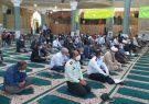 تصاویری از اقامه اولین نماز جمعه بعد از شیوع کرونا در باخرز