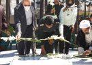 روایت تصویری مراسم بزرگداشت پدر شعر انقلاب در سبزوار