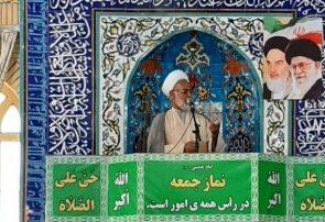 امام جمعه قدمگاه: نتیجه آبیاری پرچم انقلاب با خون شهید بهشتی، سرافرازی و شکستناپذیری است