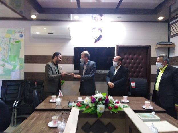 رئیس اداره فرهنگ و ارشاد اسلامی تایباد منصوب شد