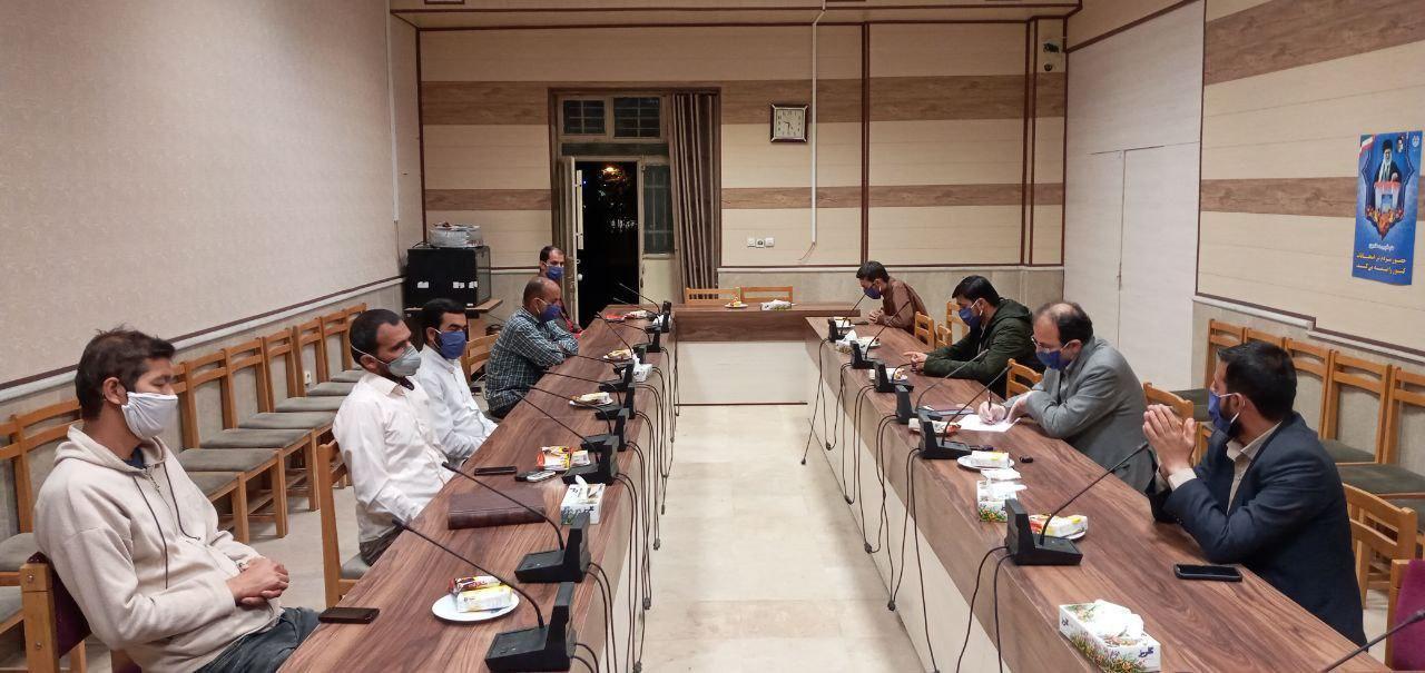 مجمع امور جوانان شهرستان صالح آباد تشکیل شد