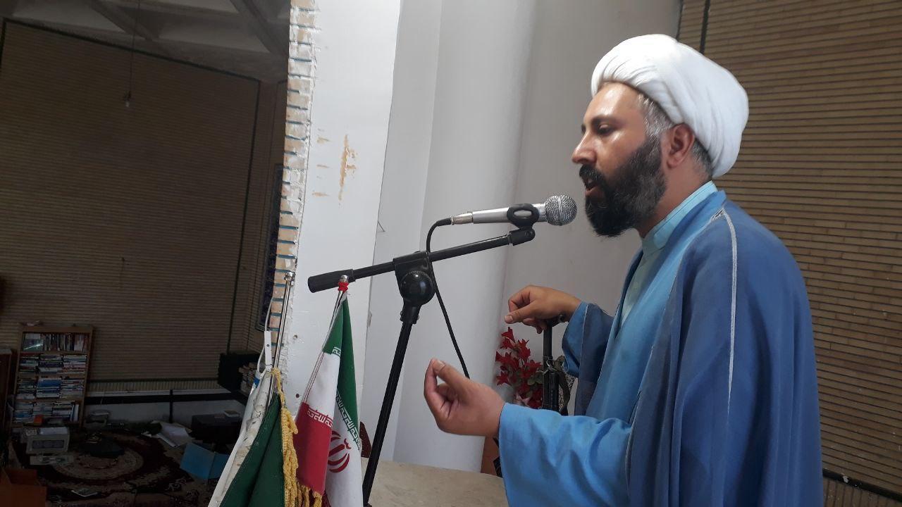 امام جمعه موقت صالح آباد: مهمترین رکن حکومت برقراری عدالت است