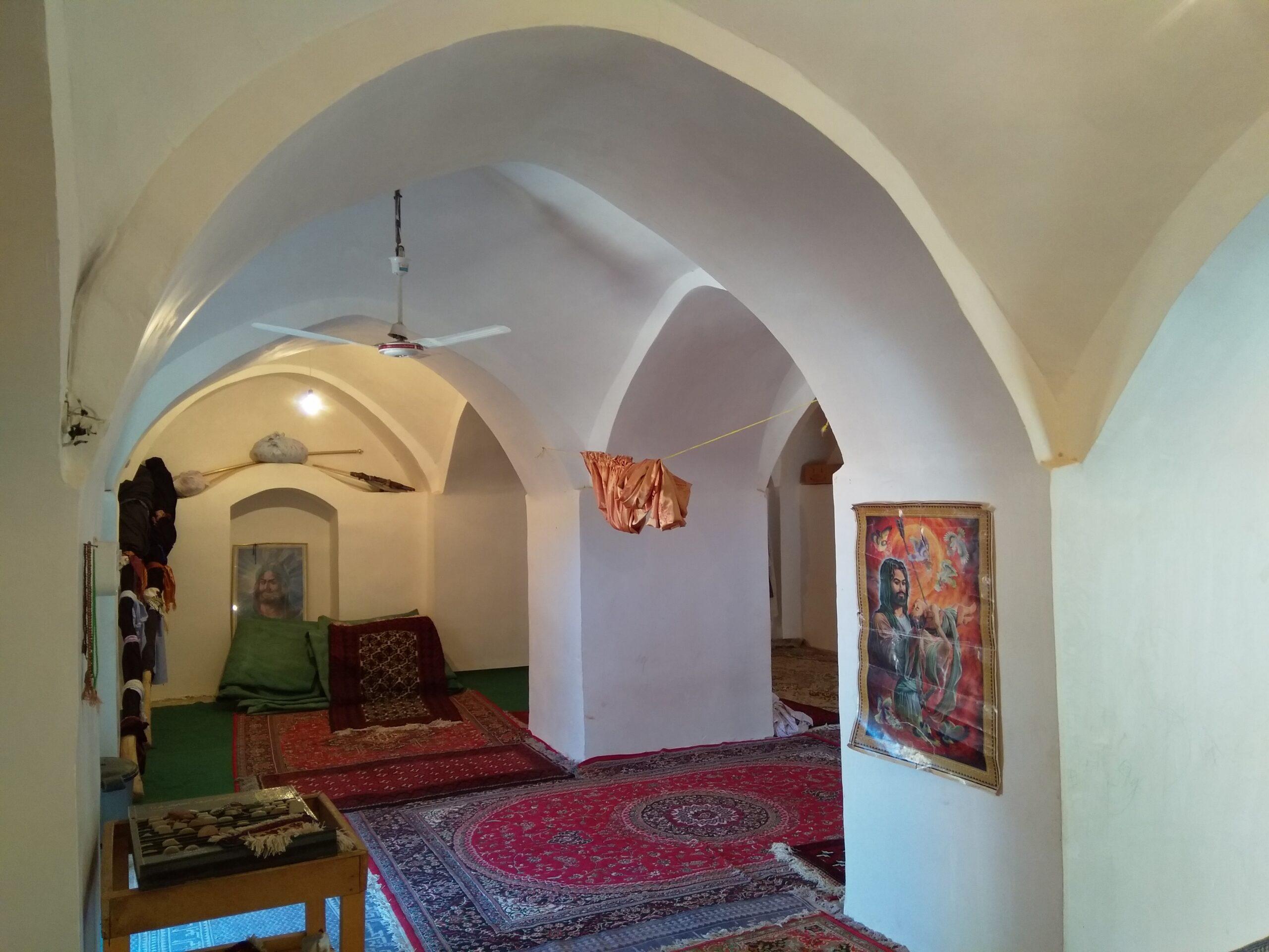 ثبت ملی مسجد ابوالخازن بجستان ابلاغ شد