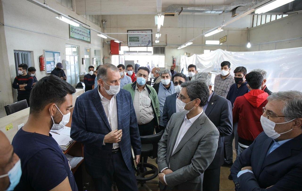 خدماتدهی به شرکتهای تجاری در راه آهن مشهد آسان میشود