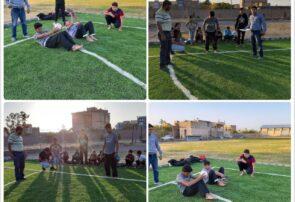 نفرات برتر مسابقات آمادگی جسمانی در رشتخوار اعلام شد