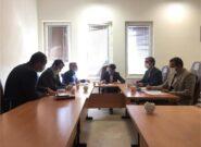 برگزاری ششمین جلسه کارگروه اشتغال شهرستان زاوه