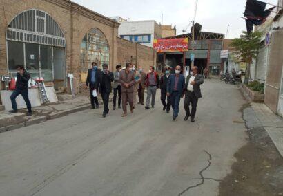 شهردار تربت حیدریه: طرح پیاده راه سازی در بافت تاریخی تربتحیدریه اجرا میشود