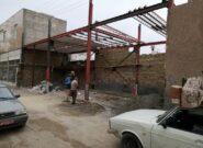 آغاز عملیات احداث وضوخانه و سرویس بهداشتی در روستای هدف گردشگری مزینان شهرستان داورزن
