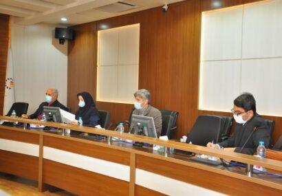 جلسه هم اندیشی پیرامون ارتقای سطح فناوری شهرستان نیشابور برگزار شد
