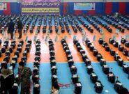 سومین مرحله رزمایش همدلی و کمک مومنانه آغاز شد/ توزیع یک هزار بسته معیشتی و بهداشتی در مناطق حاشیه شهر مشهد