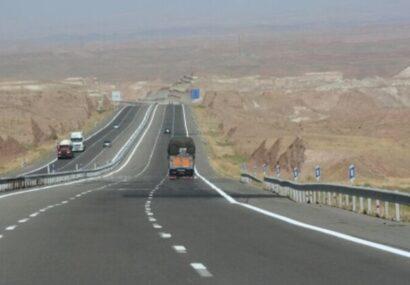 احداث جاده رشتخوار- چخماق- فریمان- مشهد ۱۵سال در حد حرف