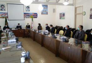برگزاری جلسه رصد و پایش نهادههای کشاورزی در تربت حیدریه