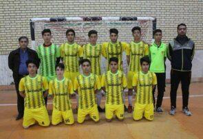 پیروزی ۴ بر ۲ تیم شهدای محمدآباد آستانه رشتخوار در مقابل تیم آساک قوچان
