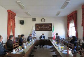 دیدار رئیس دانشگاه جامی هرات با رئیس مرکز علمی کاربردی جهاد دانشگاهی مشهد