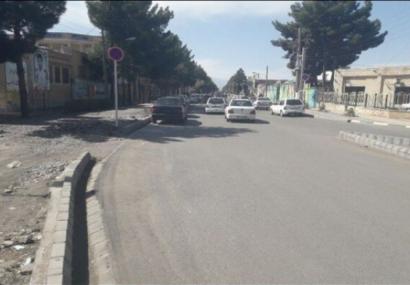 گلایه مندی شهروندان تربت جام از یکطرفه شدن خیابان ۲۲ بهمن (شهرداری) این شهرستان