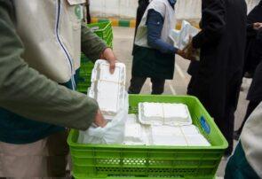 توزیع روزانه ۳ هزار پرس غذای متبرک در حاشیه شهر مشهد به مناسبت ماه رمضان