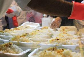 توزیع ۱۷ هزار پرس غذا در طرح مهدوی در رشتخوار