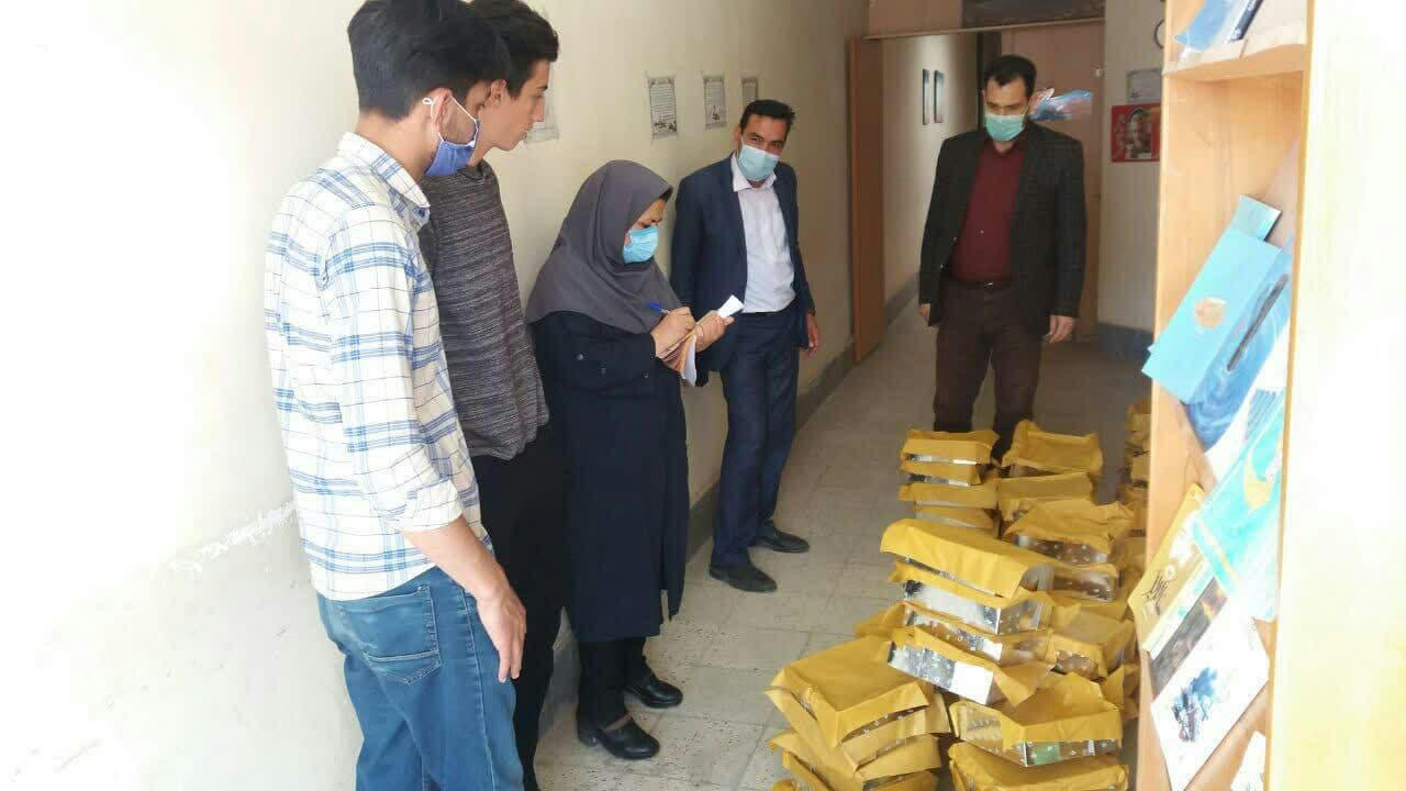 ۱۷۰ جعبه تخم نوغان در شهرستان جوین توزیع شد