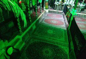 بنای تاریخی حسینیه (تکیه) مددیان شهر مشهد در فهرست آثار ملی ایران ثبت شد