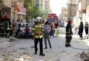 انفجار «دیگ بخار اتو و پرس» یک تولیدی لباس در شمال شرق شهر مشهد
