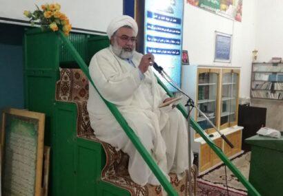 مراسم شب میلاد امام رضا (ع) در تایباد برگزار شد