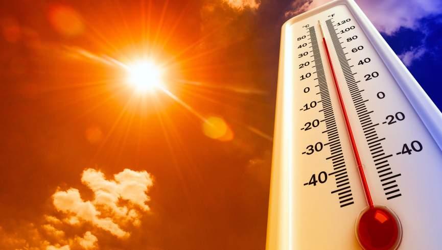 رکورد گرمای استان با ثبت دمای ۵۲ درجه سانتیگراد در روستای نوبنیاد سرخس شکسته شد