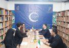 جلسه انجمن ورزشی – دانشجویی مرکز آموزش خبرنگاران مشهد برگزار شد