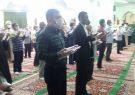 تصاویری از اقامه اولین نماز جمعه بعد از شیوع کرونا در سرخس