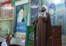 امام جمعه سرخس: امروز با حمایت جمهوری اسلامی انتفاضه سنگ به موشک نقطه زن تبدیل شده است