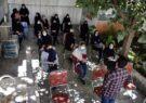 برگزاری ورکشاپ موسیقی در هنرستان دخترانه البرز شهرستان مشهد