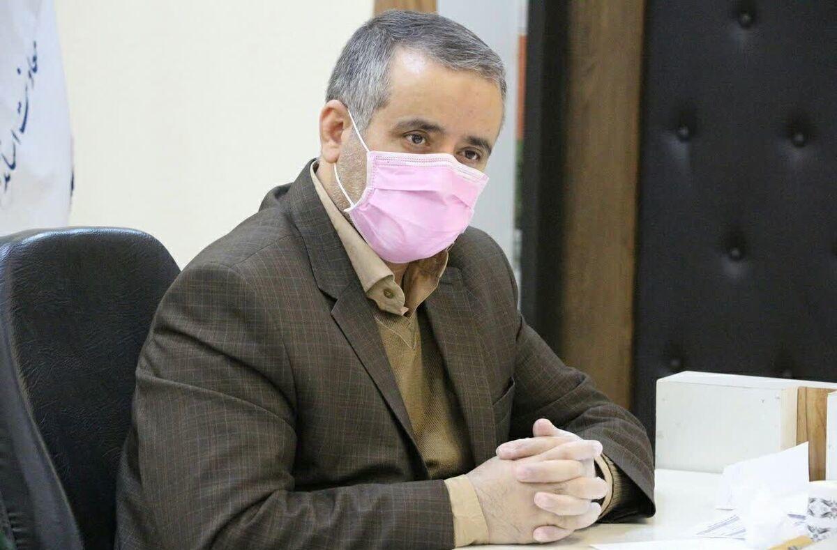 جلسه کمیته واکسیناسیون ستاد کرونا شهرستان مشهد
