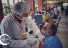 گزارش تصویری از تزریق واکسن کرونا در مشهد مقدس