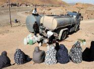 ۲۲ روستای شهرستان فریمان با تانکر آبرسانی میشود