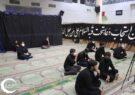 اجتماع بزرگ جاماندگان اربعین حسینی در دانشگاه فردوسی مشهد برگزار شد