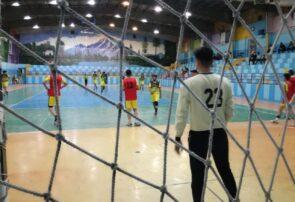 سبزوار، قهرمان مسابقات هندبال نوجوانان استان شد
