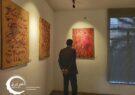 گزارش تصویری از گالری «خط بست» در مشهد