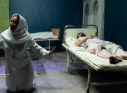 گزارش تصویری از تئاتر اتفاقی نادر در تربت حیدریه