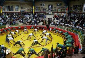 ورزش زورخانهای در مدارس کشور آموزش داده میشود