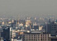 شاخص کیفیت هوای امروز مشهد قابلقبول است