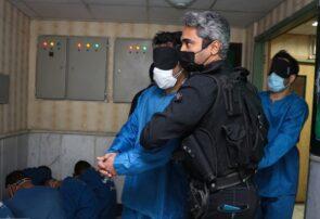 باند سارقان قاتل در دام پلیس مشهد/ آزادی برخی زندانیان و وجود معتادان متجاهر سرقتها را افزایش داد