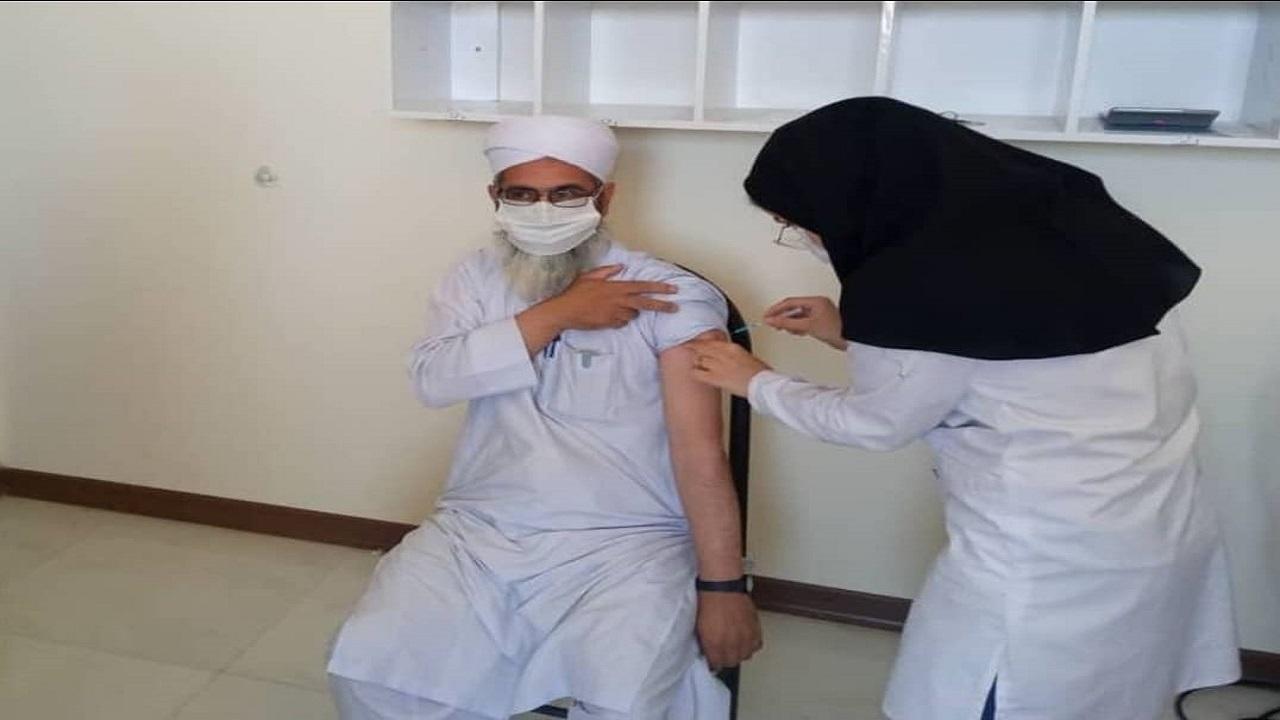 قلعهنو آبقه اول و فرمان آباد رتبه آخر واکسیناسیون در شهرستان تایباد