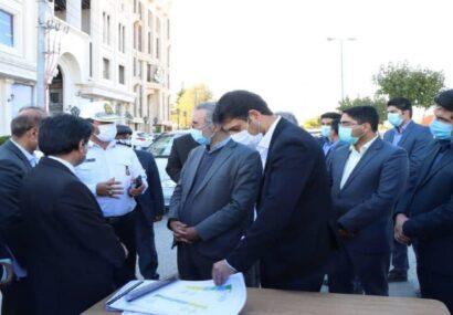تصویب ۴۷ مصوبه در سفر معاون عمرانی استاندار خراسان رضوی به طرقبه شاندیز