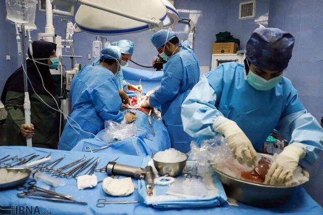 اهدای اعضای بدن مرد نیشابوری به چهار بیمار زندگی دوباره بخشید