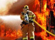نجات ۵ نفر توسط آتش نشانان در پی حریق طبقه همکف یک آپارتمان مسکونی در مشهد