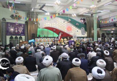 گزارش تصویری از یادواره شهدای مدارس حضرت مهدی و صاحب الزمان (عج) مشهد