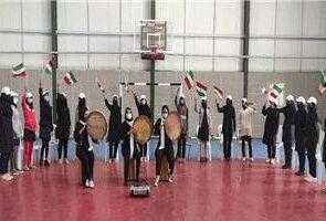 افتتاح هنرستان تربیتبدنی دخترانه در تربتحیدریه