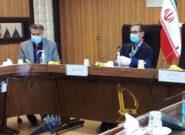 سومین جلسه شورای مدیریت آموزش عالی استان برگزار شد