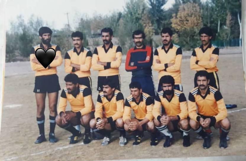 منوچهر افغان، دژ مستحکم و مرد اخلاق فوتبال تربتجام همآغوش خاک شد!